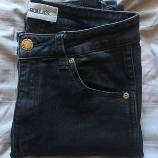 Rollas Skinny Leg Jeans
