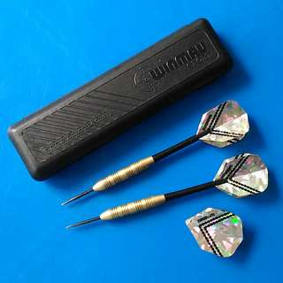 Winmau Dart Pins w/ Case