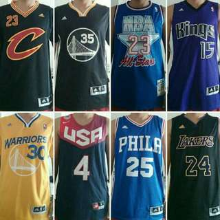 New Arrivals: NBA Jerseys