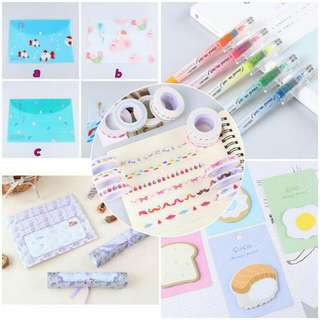 #WORTHIT PO Stationery Grabbag