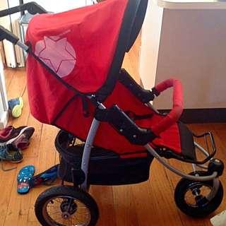 Three Wheel Pram /Stroller