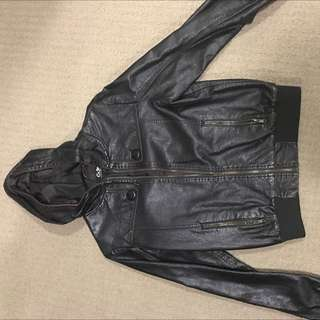 CKM Leather jacket