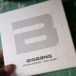 BIGBANG 'STILL ALIVE' ALBUM