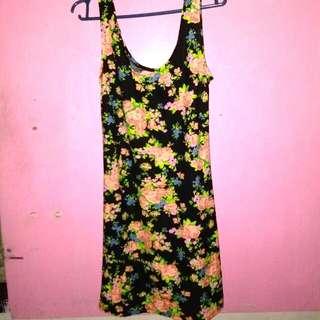 Rp!! Floral Dress