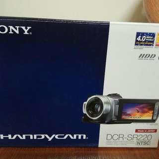 硬碟式攝影機