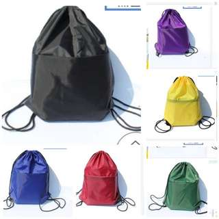 BN - 🌸FREE MAIL🌸 Minimalist Design - Waterproof Drawstring Bag/Swim Bag