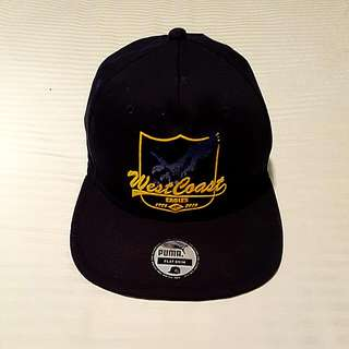 AFL West Coast Eagles Hat