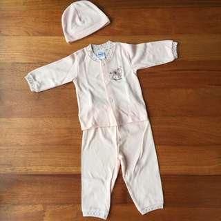 Fiffy Pajamas Set