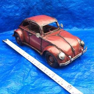 Volkswagen Beetle Miniature