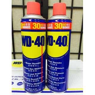 【亞樂-AL】WD-40、噴霧式防銹油、412ml/罐裝、13.9oz【115元/罐】