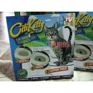 Citykitty Cat Toilet Training Kit
