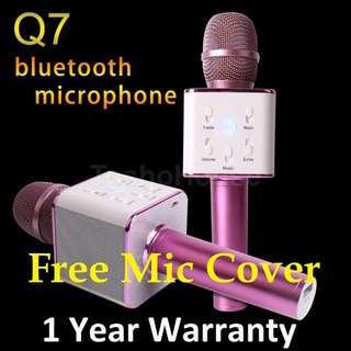 Q7 Pro KTV Wireless Microphone