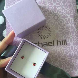 Michael Hill Lady Bird Earrings