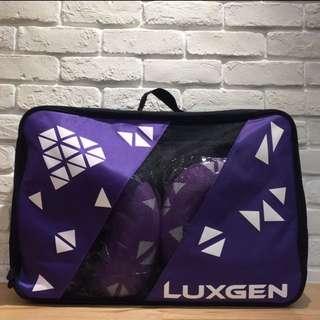 Luxgen紫色配件包十件組