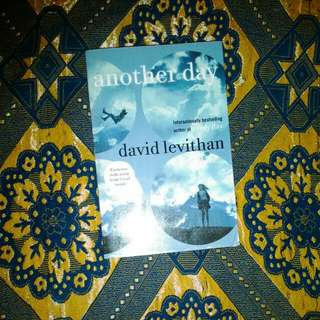 Another Day - David Levithan (Exclusive Edition)