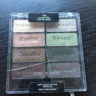 Wet And Wild 738 Comfort Zone Eyeshadow Palette