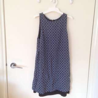 Valleygirl Smock Dress