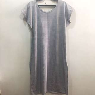 Long Top With Slit