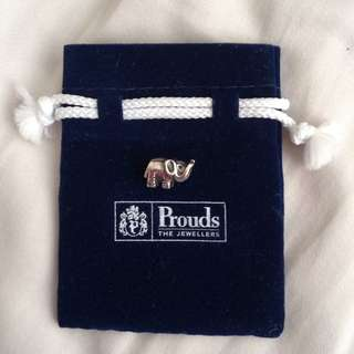 Elephant Charm From Prouds