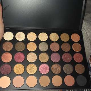 AUTHENTIC MORPHE 35F PALETTE