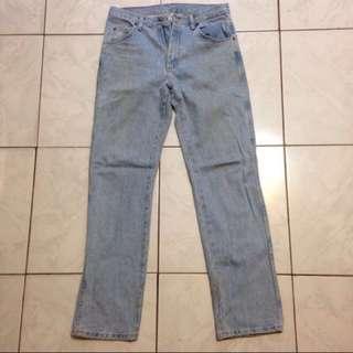 🚚 藍哥 Wrangler 牛仔褲