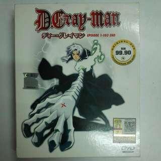 [BEST OFFER] Anime DVD: Shaman King Complete Episode + D.gray-Man Complete Episode