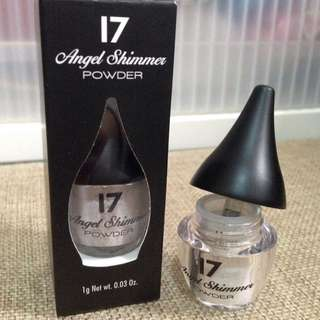 泰國17 銀白閃粉 Angel Shimmer