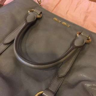全新✨Miu miu 手提包 肩背包 公事包 OL包