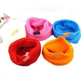 [PRE ORDER] Infinity Knitted Scarf untuk Anak