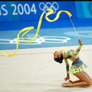 Gymnastics Ribbon 6M (Rythmic Gymnastics Ribbon)
