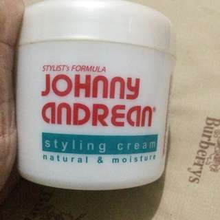 Johnny Andrean Styling Cream