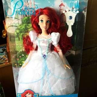Disneyland Parks Ariel Wedding Doll