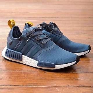 Adidas NMD R1 (Blue/Yellow) S31514