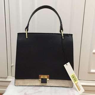 Kate Landry Handbag With Detachable Shoulder Strap