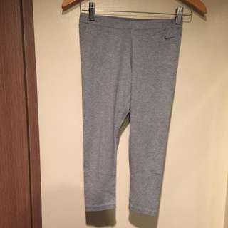 Nike Gray Leggings