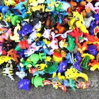 拍賣名稱:皮卡丘  寶可夢 公仔 模型 玩具 144款皮可丘 精靈公仔 口袋妖怪