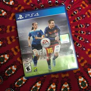 [PS4] Fifa 16