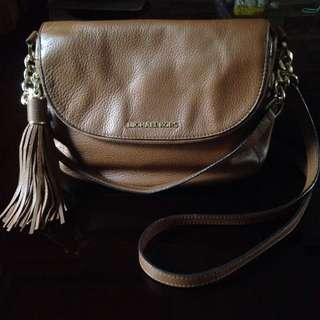Michael Kors Shoulder Bag With Tassle