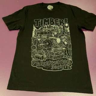 Element T-shirt. Size S