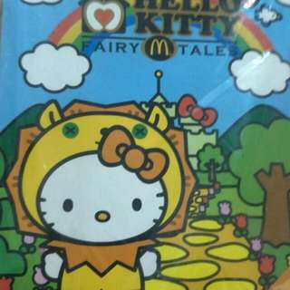麥當勞kt童話故事系列