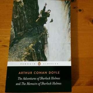 Arthur Conan Doyle: Sherlock Holmes Crime Fiction Detective Classic