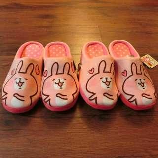 含運 可愛 冬天 室內拖鞋 卡娜赫拉  kanahei's kanahei 正版(含運限全家店到店取貨)