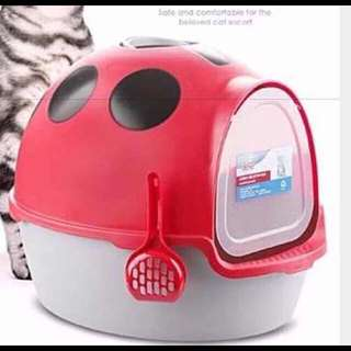 (NEW!)$45 Big Cat Litter Box