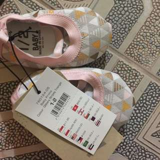 Cotton On Baby Shoes❤