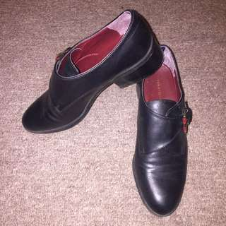 Tommy Hilfiger Genuine Leather Work Corporate Shoes