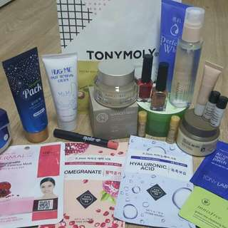 PO Korea Cosmetic Import LANEIGE TONY MOLY ETUDE HOUSE INNISFREE THE FACE SHOP dll