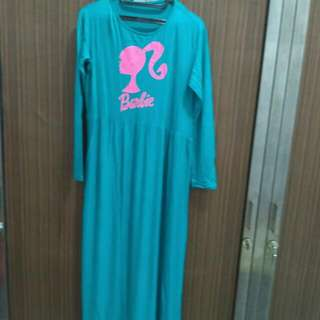 Dress Muslimah Barbie