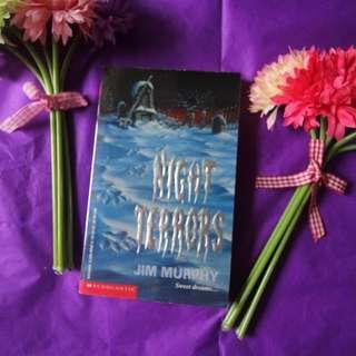 Night Terrors by Jim Murphy