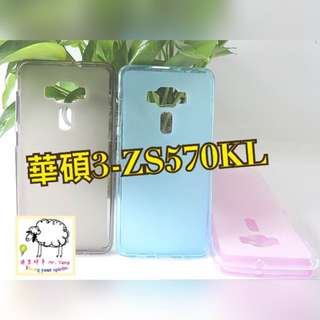 🚚 ASUS 華碩 zenfone ZS570KL Deluxe 布丁套 清水殼 清水套 手機殼 輕薄 透明 TPU Mobile Case