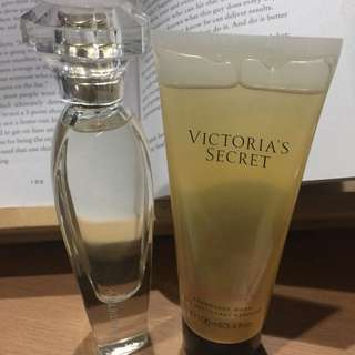 Victoria's Secret Perfume And Wash Gel